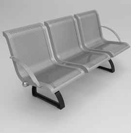 Model BN 2001-B, Backed Bench and Model BN 2001-BL, Backless Bench