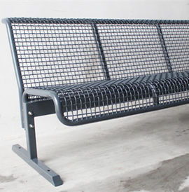 Model BN 2006-B, Backed Bench and Model BN 2006-BL, Backless Bench