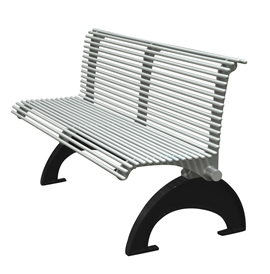 Model BN 2038-BL, Backless Bench