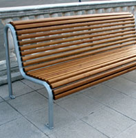 Alegro, AGBB, Backed Bench