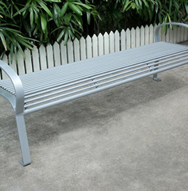 Banico, BCBLB, Steel Backless Benches