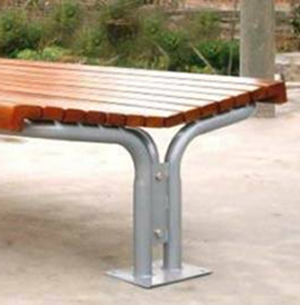 Encino, ENBLB, Backless Bench