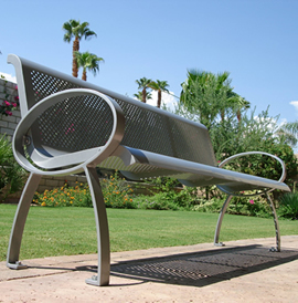 JetSetter, JTBB and JTBLB, Steel Benches