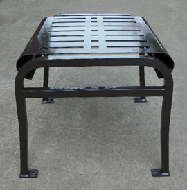 Mirage, MRBLB, Backless Benches - Model MRBLB-VLF-2-SM-P-0