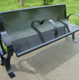 Orbis, ORBB and ORBLB Series, Steel Bench