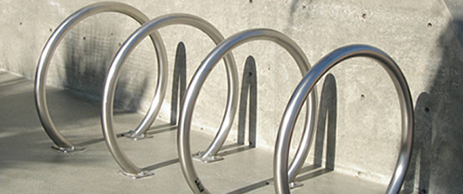 Horseshoe Rack, HS Series, Bicycle Rack