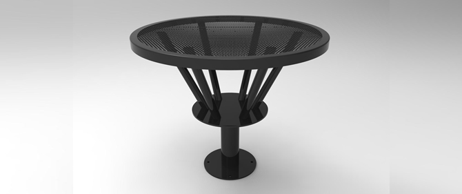 Model TB 6017-C Cafe Tables