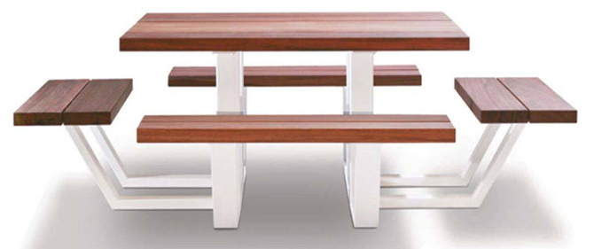 Model TB 6039-P Picnic Tables