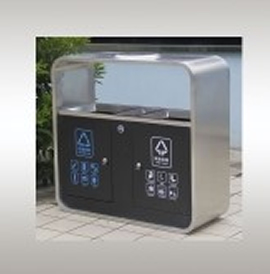 Model RS 7019 Trash and Recycling Combo