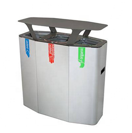 Model RS 7026 Trash and Recycling Combo