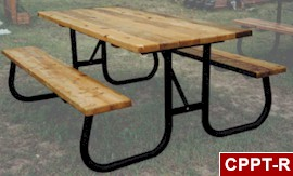 picnic tables cppt r cppt sq