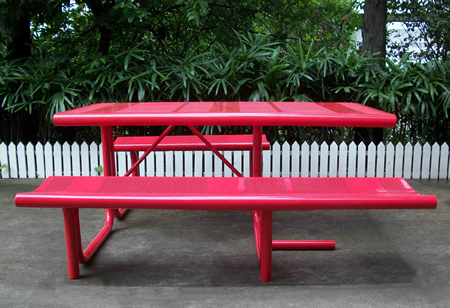 Encino II Picnic Tables - Ada picnic table requirements