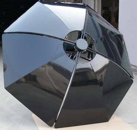 Eclipse all metal umbrellas sunshades - Aluminium picnic table with umbrella ...